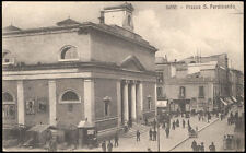cartolina BARI piazza s.ferdinando