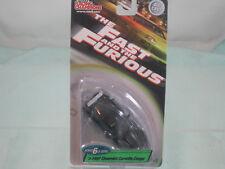 Fast & the Furious Original Movie    1997 Chevrolet Corvette Coupe 1:64