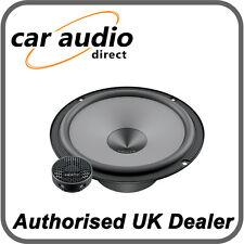 """Hertz Uno K 165 6.5"""" 16.5cm Car Audio 2 Way Component Speakers Door Shelf 280W"""