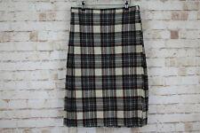 Tartan Minigonna Corta Micro Kilt St Trinians GALLINA TAGLIA 8 10 12 14