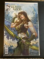 GRIMM FAIRY TALES presents ROBYN HOOD LEGEND (2014) #5 - Cover A NM