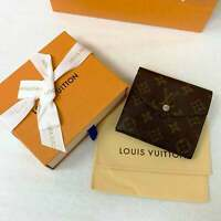 Louis Vuitton Elise Wallet Compact Zippy Sarah Pochette Speedy LV Alma AUTHENTIC
