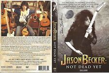 Signed by Jason Becker Dvd of Documentary Jason Becker: Not Dead Yet