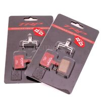 2Pair x TRP Disc Brake Pads for Hylex Hylex RS and HD-T190 Flat-Mount Calipers