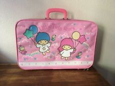 Vintage Sanrio Little Twin Stars Suitcase 1994 ! Excellent Condition. Super Rare