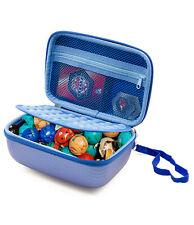 CM Blue Case fits Bakugan, Baku Storage for Bakugan Battle Brawlers, Case Only