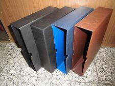 LEUCHTTURM 1x Kassette zu Ringbinder Vario F Gigant blau rot grün schwarz braun