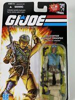 "GI Joe 25th Anniversary HELICOPTER ASSAULT TROOPER ~ Hero 3.75"" Action Figure"