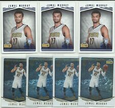 (7) 16-17 PANINI STUDIO RC LOT JAMAL MURRAY