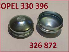 2 St. Fettkappe Nabenkappe Deckel Opel Astra G 1.6, 1.8, 2.0, 2.2  2.2DTI alle