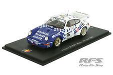Porsche 911 RSR - 24 Hours of Spa 1993 - Fittipaldi / Alzen - 1:43 Spark SB008