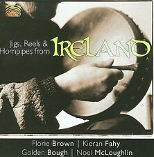 Jigs Reels & Hornpipes From Ireland, New Music