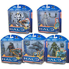 "HALO - 10th Anniversary 5"" Series 2 Action Figure Case (8) #NEW"