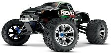 Traxxas Revo 3.3 4WD RTR Nitro Monster Truck TQi 2.4Ghz Radio, Battery&Charger
