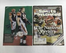 Signed Sports Illustrated Magazine Cover