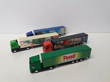 LKW Trucks Konvolut H0, verschiedene Hersteller - Gebraucht (5)