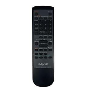 Genuine Original Sanyo IR-5206 VCR Remote Control for VHR5206 VHR5406 VWM610