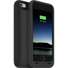 Mophie iPhone 6 / 6S Juice Pack Plus Charging Charger Cover Case - Black