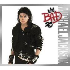 "MICHAEL JACKSON ""BAD - 25TH ANNIVERSARY"" 2 CD NEU"