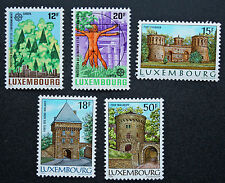Timbre LUXEMBOURG Stamp - Yvert et Tellier n°1101 à 1105 n** (Cyn20)