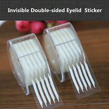 220Pairs White Thin Invisible Double-sided Eyelid Clear Sticker Adhesive Tape