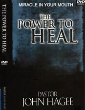 Miracle in Your Mouth Healing Teaching - Single Dvd - John Hagee