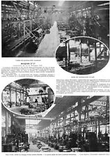 LILLE CONSTRUCTIONS POMPES WAUQUIER, ETS MOLLET-FONTAINE ADP 1923