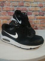 Nike Air Max Navigate Black White Athletic Gym Shoes Mens Size 9.5 454251-090