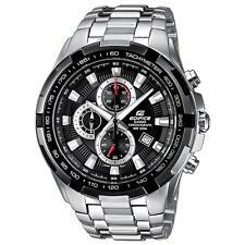 Casio Sportliche Armbanduhren aus Edelstahl