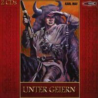 KARL) OHRENKNEIFER (MAY - UNTER GEIERN (HÖRSPIEL)  2 CD NEW MAY,KARL