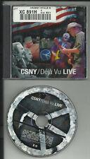 CROSBY, STILLS, NASH & YOUNG cd 2008 Déjà Vu Live