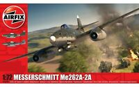 Airfix Messerschmitt ME262A-2A 1:72 Scale Plastic Model Airplane Kit A03090
