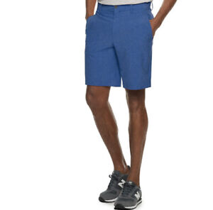NEW W/TAG Mens IZOD GOLF SWINGFLEX Bright Cobalt Shorts Size 30