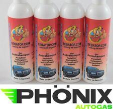 4x Autoshampoo Shampoo Auto Wäsche Reinigung 300ml