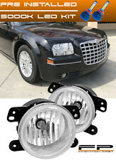 LED + 2005-2010 Chrysler 300 3.5L Touring Replacement Fog Light Housing Assembly