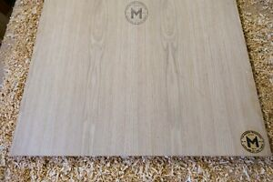 15mm MDF oak faced real wood veneer sheets