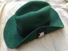 Original Rhodesian Army Bush War Rhodesian African Rifles RAR Slouch Hat & Badge