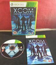 XCOM: Enemy Unknown (Microsoft Xbox 360) VGC