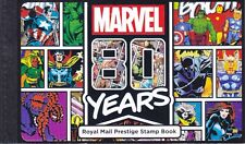 GB 2020 - MARVEL 80 Years - Limited Edition Prestige Stamp Booklet DY29b