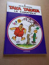 "BD ""TAKA TAKATA - LE KARATEKA"" AZARA & VICQ (2003) JOURNAL TINTIN"