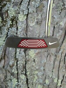 """AWESOME Nike Method Core Drone 35"""" Putter Right Handed w/ HEADCOVER!!!"""