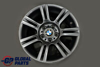"BMW 3 Series E90 Grey Rear Wheel Alloy Rim M Double Spoke 194 17"" 8,5J ET:37"