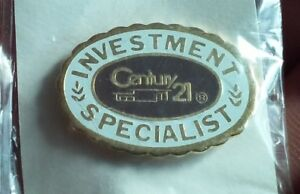 Century 21 Investment Specialist pin Real Estate
