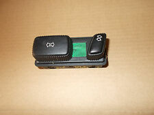 BMW E32 E34 REAR Seat Control Switch REAR LEFT Part 1379029 Fits to 9/1988