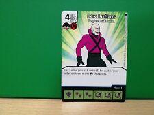 Dice Masters Promo - Lex Luthor Legion of Doom