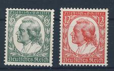 Deutsches Reich Michel No. 554 - 555 ** postfrisch
