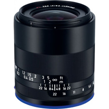 Zeiss Loxia 21mm F2.8 Prime Lens: Sony E Mount Full Frame - EX-DEMO