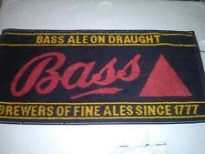 Vintage Bass Ale Bar Towel