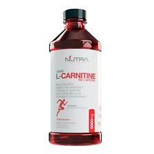 Nutra Botanics L-Carnitine 5000mg