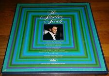 Vintage 6 LP The Sinatra Touch DNFR 7630 Deluxe Records Box Set 33 1/3
